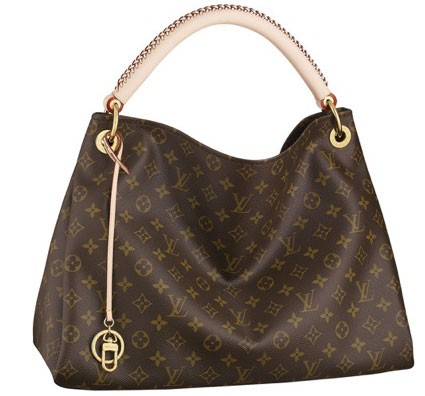 Bolsa monograma modelo Artsy MM- Louis Vuitton
