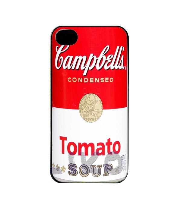 Case iphone5- Campebell´s Soup