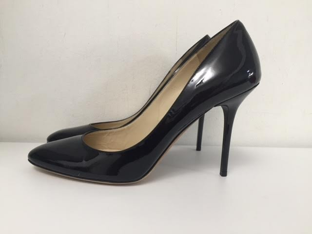 Escarpin preto- Jimmy Choo